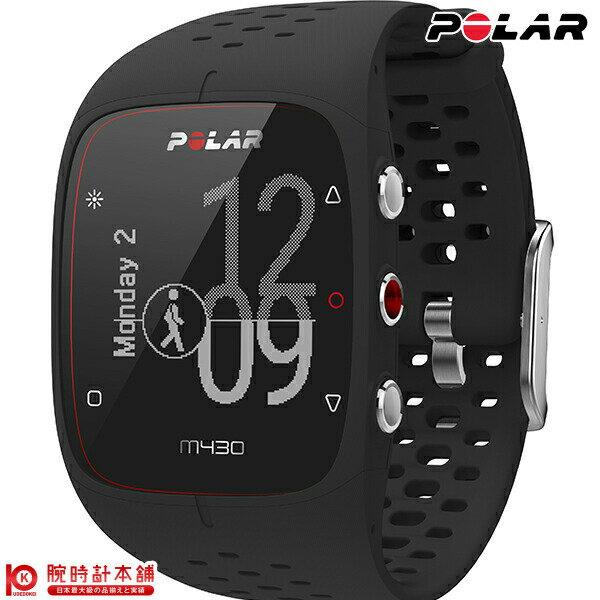 腕時計, メンズ腕時計  POLAR GPS M430 BK