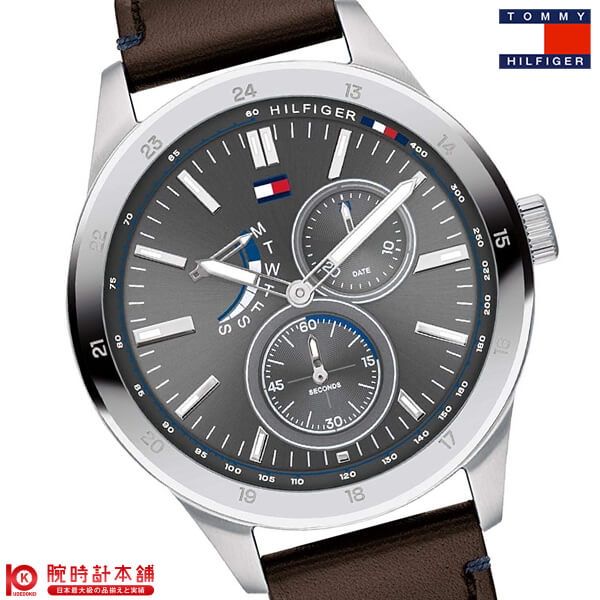 腕時計, メンズ腕時計 7774325 TOMMYHILFIGER 1791637