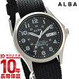 ALBA セイコー アルバ 200m防水 ブラック×ブラック APBT211 [正規品] メンズ 腕時計 時計【あす楽】