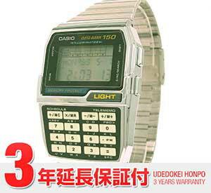 カシオ データバンク 【現金特価】カシオ 腕時計(CASIO)時計 データバンク DBC1500B-1 【...