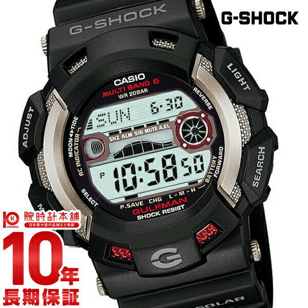 腕時計, メンズ腕時計 3720 G G-SHOCK G GULFMAN MULTIBAND6 GW-9110-1JF