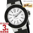 BVLGARI [海外輸入品] ブルガリ ディアゴノ ラバー DG40C6SVD メンズ 腕時計 時 ...