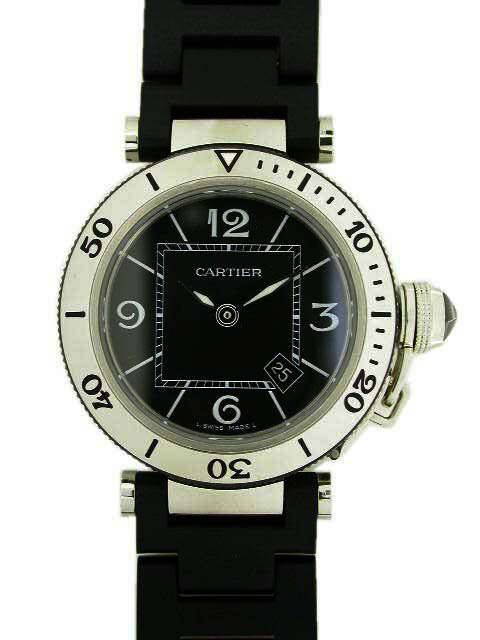 Cartier カルティエ パシャシータイマーSM W3140003 A1:セレブbyエンデバー