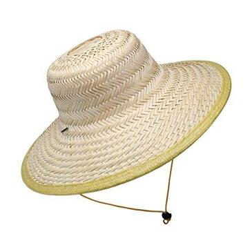 (ゴールデンマンゴー)Golden Mango 麦わら帽子 つば広 大きいサイズ サイズ調節可 農作業 釣り帽 ユニセックス UVカット メンズ レディース 紫外線防止 日よけ アウトドア