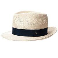 (シッギ)Siggi 海外輸入高品質素材 フリーサイズ(57-59cm) 手作り メッシュ おしゃれ 男女兼用 おしゃれ パナマハット 中折れハット 紳士帽子 帽子 ハット 春夏 UVカット ゴルフ アイボリーホワイト