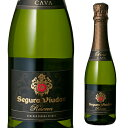 ワイン&ワインセラー セラー専科で買える「セグラヴューダス ブルート レゼルバ 375ml ハーフ スペイン スパークリングワイン ブリュット 辛口 泡 白 レセルバ リゼルバ シャンパン(シャンパーニュ製法 長S」の画像です。価格は764円になります。