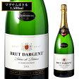 ブリュット・ダルジャン・ブラン・ド・ブランマグナムボトル 1.5L[フランス][白][辛口][泡][スパークリングワイン][Sparkling Wine][長S]