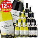 送料無料 ペナソル赤6本 白6本セットケース (12本入) ワインセット