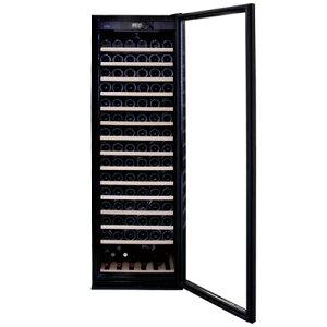 ワインセラールフィエール『C410』収納171本本体カラー:ブラック家庭用ワインセラー【送料+設置無料】【家庭用のワインセラー】【おすすめ171本収納ワインセラー】
