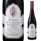 【誰でもワインP7倍 2/25限定】ディーンハイマー シュロス Q.B.A ブルガマイスターヴェーバー 750ml ドイツ ラインヘッセン 甘口 赤ワイン 長S