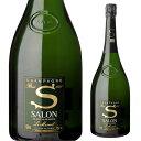 サロン ブラン ド ブラン 1999 マグナム 並行 1500ml【お一人様1本まで】シャンパン シャンパーニュ
