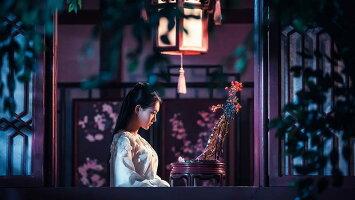 晩媚と影〜紅きロマンス〜DVD-BOX1(9枚組)
