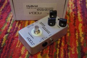 VOCU 《ヴォーキュ》 HyBrid Overdrive エフェクター(オーバードライブ) 【USED】【中古】