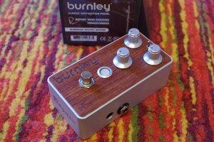 Bogner 《ボグナー》 Burnley Bubinga exotic hardwood Top panel エフェクター(ディストーショ...