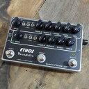 【送料無料】Custom Tones《カスタム・トーンズ》 Ethos Overdrive with TLE / Classic switch [商品番号 : 3020] エフェクター(オーバードライブ)