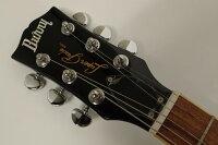【1本限りの大特価&送料無料!!】Burny《バーニー》RLG-85BSBlackエレキギター