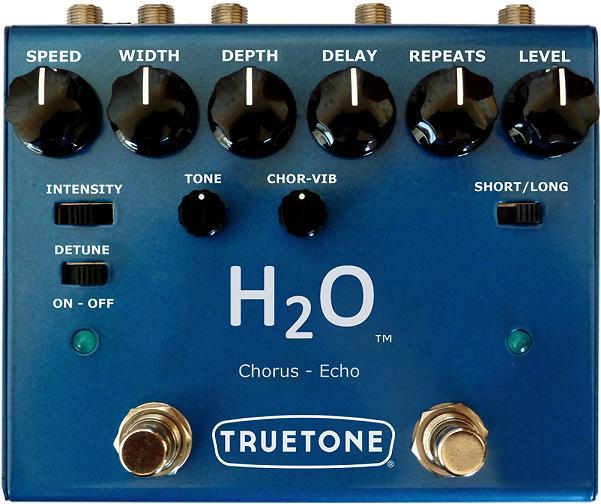 ギター用アクセサリー・パーツ, エフェクター TRUE TONE V3 H2O