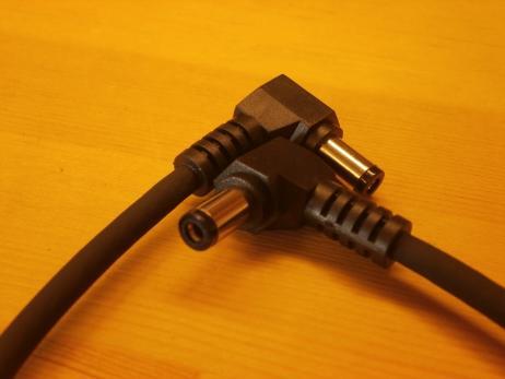 ケーブル, その他 Free The Tone INSTRUMENT DC CABLE CP-416DC 50cm SL