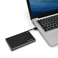 """《送料無料》MOBILEBOXUSB3.0接続SATA6G2.5""""HDD/SSDケースブルー&ホワイトCENTURY/センチュリー/ハードディスクケース[CMB25U3BL6G]"""