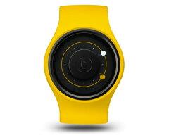 ZIIIROのデザインウォッチ「Orbit」シリーズ《送料無料》ZIIIRO Orbit Banana[Z0003WYY]【114108】