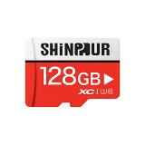 【ケース付き!】SHINPUR microSDカード 128GB Class10 2年保証 UHS-I U3 SD変換アダプタ付き マイクロSD microSDXC クラス10 SDカード Nintendo Switch スイッチ