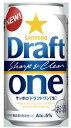 【第3のビール】サッポロドラフトワン350mL缶1ケース24本
