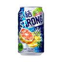【缶チューハイ】キリン氷結ストロング糖類ゼロ完熟グレープフルーツ350mL1ケース24本