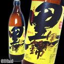 【芋焼酎】黒伊佐錦25度900mL瓶