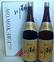 【専用化粧箱代無料】【青森の酒】【ギフト】桃川 金松1800ml×2本入