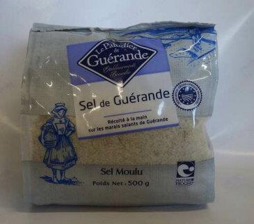 セルマランドゲランドゲランドの塩袋入り 500g