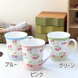 シェリーズ陶器製マグカップ260mlマグマグカップオフィスコーヒーコーヒーカップ紅茶喫茶店和モダン和風男性大容量イタリアンフレンチ白表示在庫限り食器うつわ