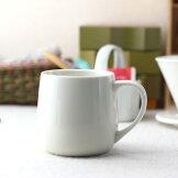 山好きな方にピッタリのマウントマグカップ320ml日本製美濃焼マグマグカップオフィスコーヒーコーヒーカップ紅茶喫茶店和モダン和風男性大容量イタリアンフレンチ白