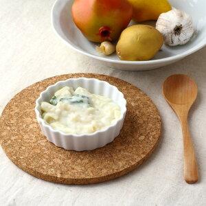 丸型シンプルグラタン皿 10cm フルーツのお皿にも良さそう 白い食器 グラタン ラザニア パイ オーブン ミニ 一人用 国産 美濃焼 訳あり