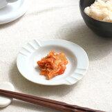 巻貝のマルチ小皿プレート貝かわいい箸休め女性にオススメアクセサリー国産美濃焼