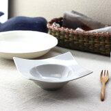 イタリアンデザートボウル14.5cm日本製瀬戸焼スープサラダスイーツフルーツボウルボール中鉢鉢小付けサラダ鉢肉じゃが鉢煮物鉢奴鉢おつまみ白い皿表示在庫限り