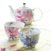 花かおりペアポット茶器