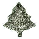 セラミカ(ツェラミカ)【トゥホラ】ツリーディッシュ|ポーリッシュポタリー(ポーランド陶器・北欧・Ceramika Artystyczna)|セラミカ専用ボックス入り|※包装のしメッセージカード無料対応