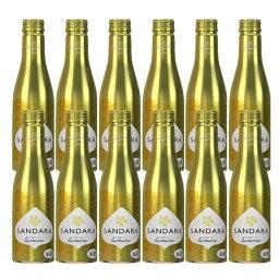 サンダラ スパークリングレモン250ml×12本[常温/冷蔵]【3〜4営業日以内に出荷】[W]
