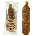 フランス産サラミ ソシソンセック サヴォワ スモーク 200g (1本)[賞味期限:お届け後30日以上][冷蔵/冷凍可]
