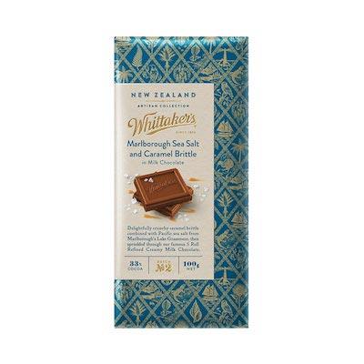 ウィッタカーアーティザンコレクション塩キャラメルミルクチョコレート 常温  3〜4営業日以内に出荷