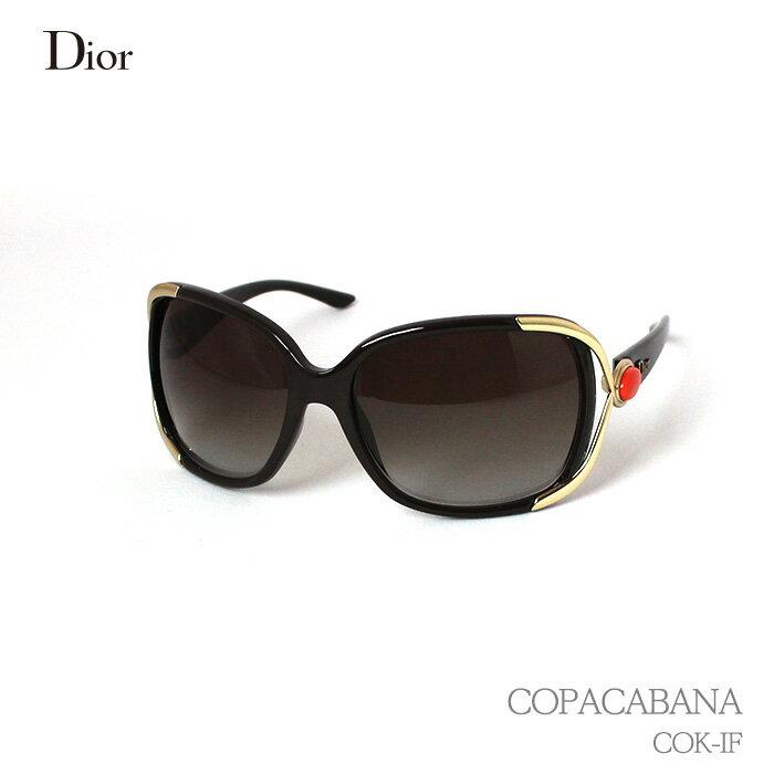 super popular 57ca8 6972f ディオール Dior サングラス コパカバーナ COPACABANA ブラック ...