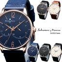 サルバトーレマーラ Salvatore Marra 腕時計 メンズ レ...
