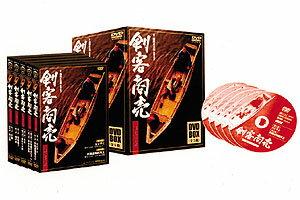 剣客商売 第1シリーズ(DVD)
