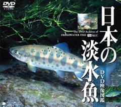 人気の淡水魚100種超を全編フル動画・水中映像で一挙収録!アングラー、アクアリスト、アウトド...