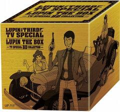 LUPIN THE BOX〜TVスペシャル Blu-ray Disc コレクション〜【アニメ・特撮 DVD】