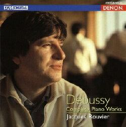 ルヴィエ ドビュッシー:ピアノ作品全集(CD)COCQ-84008-11