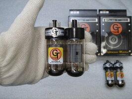 グルーブチューブGT-6V6Sマッチド4本セット、パワー管、6V6管