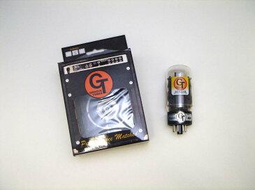 GT- 6L6GE SG (シングル) 1本 パワー管 グルーブチューブ 真空管 ギターアンプ チューブ アンプギター クリーンで粒立ちがいいハイグレードなサウンド 6L6管 ハイクラスのフェンダーアンプにお勧め Groove Tubes 6L6GC 送料無料 あす楽