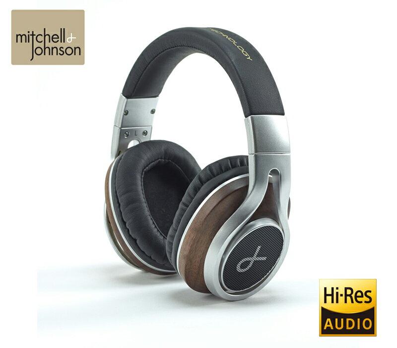 Mitchell & Johnson ミッチェルアンドジョンソン【GL2】ステレオヘッドフォン [ELECTROSTATZ(R)ハイブリッドドライバー]搭載 【ステレオヘッドホン】