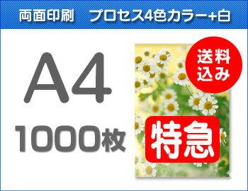 【特急便】A4クリアファイル1000枚(単価54.5円):クリアファイル・ファクトリー